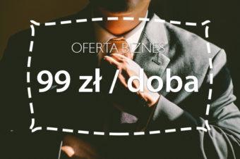 99/1 – Biznesowy Pobyt