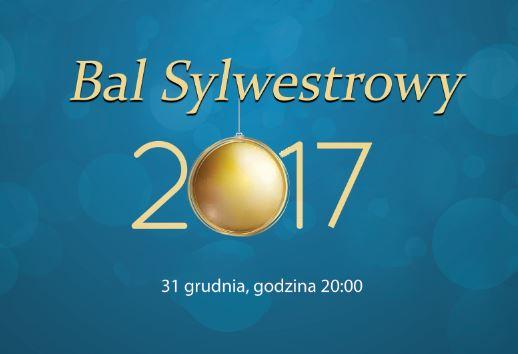 Bal Sylwestrowy 2017 w Holiday